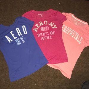 Aeropostale Graphic T-Shirts